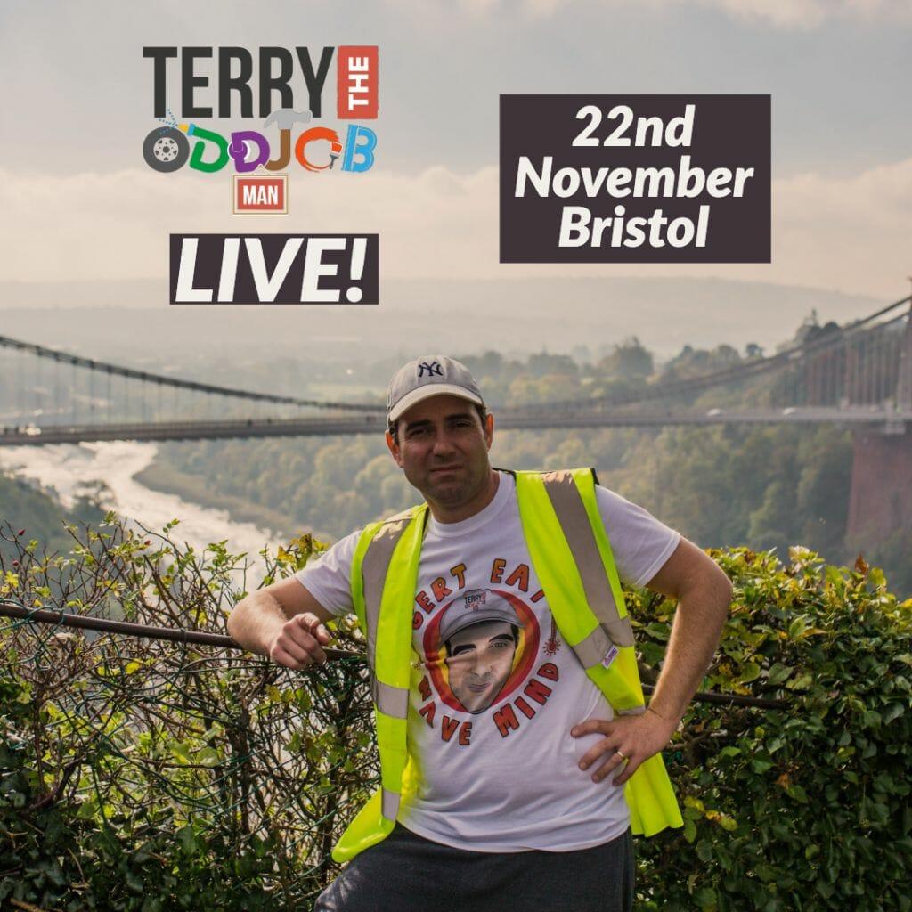 Terry Live Bristol Photo