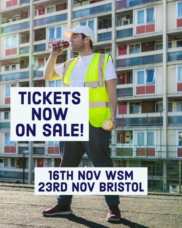 Terry Live Bristol